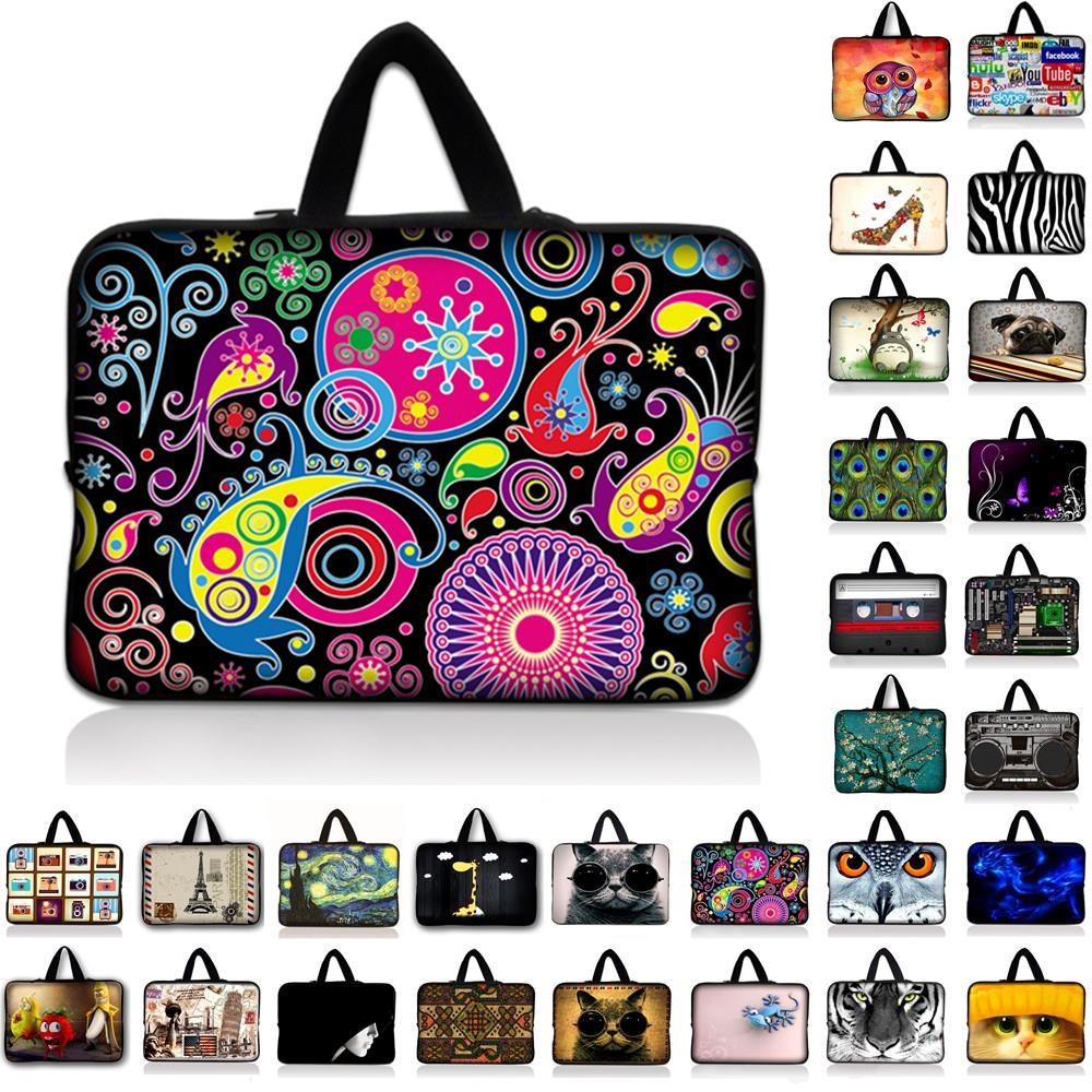 13.3 14.4  15.4 Notebook Bag Smart Cover For ipad MacBook Laptop Sleeve Case 7 9.7 12  15 15.6 17.3 Laptop Bag