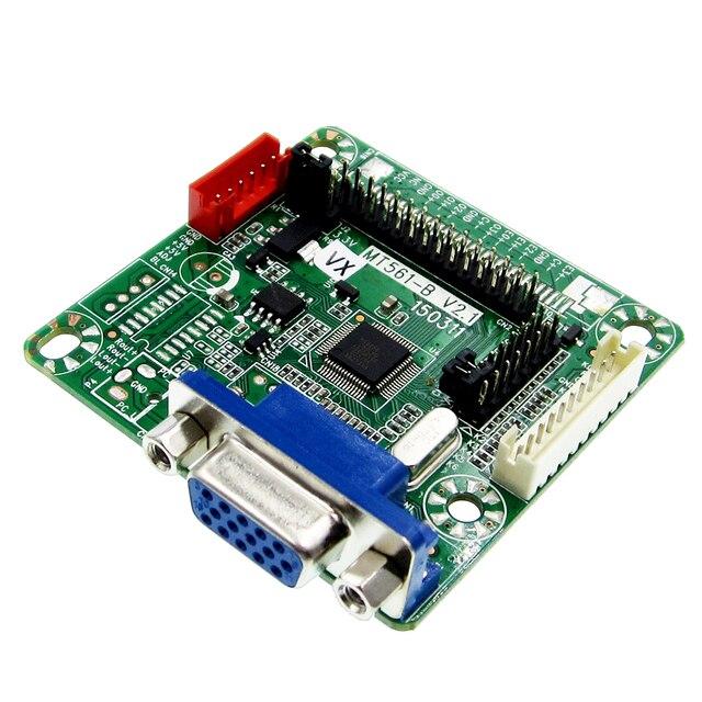 MT6820-B MT6820B universel LVDS LCD Montor écran pilote contrôleur carte 5 V 10