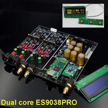 TOPPING D10 usb dac spdif out dac XMOS XU208 ES9018K2M decodificador  OPA2134 Optical Coaxial output to rca dac audio