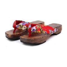 wamami 99 Adult Lady Wood Geta Yukata Kimono Shoes Cosplay Geta 23 5 cm
