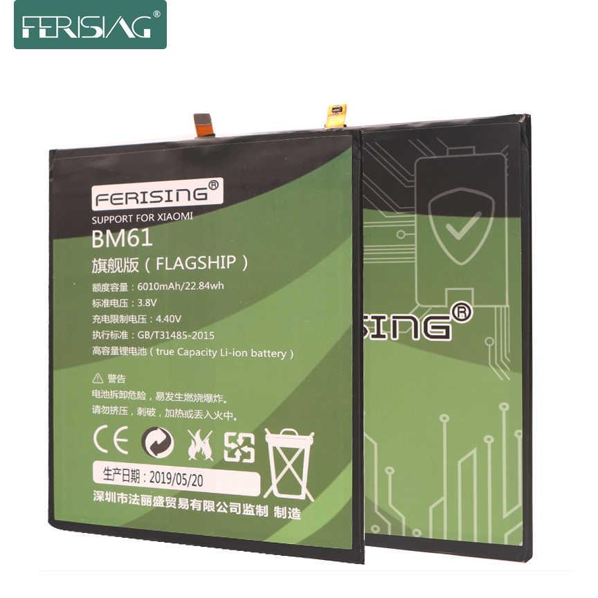 FERISING батарея BM61 для Xiao mi Pad 1/2 mi Pad 2 mi pad2 Pad2 Замена планшетных батарей 6010 мАч Высокая емкость Bateria