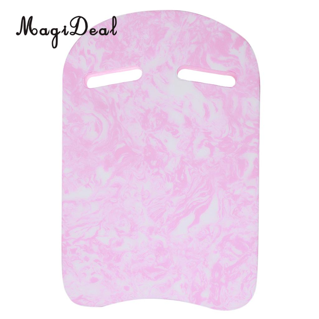 MagiDeal High Quality 1Pc Swimming Kickboard Kids Adults Safe Pool Learn Training Aid Float Board Pink