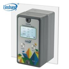 Linshang LS110A Split Transmission Meter with IR UV rejection 550nm Visible light transmittance for glass film front windshiled
