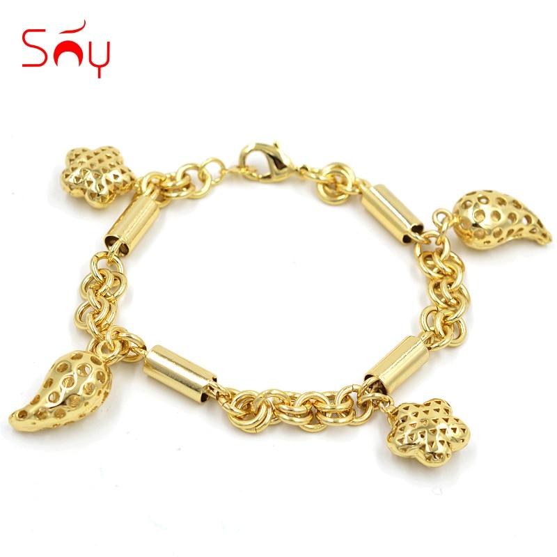 Sunny Jewelry Fashion Jewelry 2018 Cuff Charm Bracelets ...