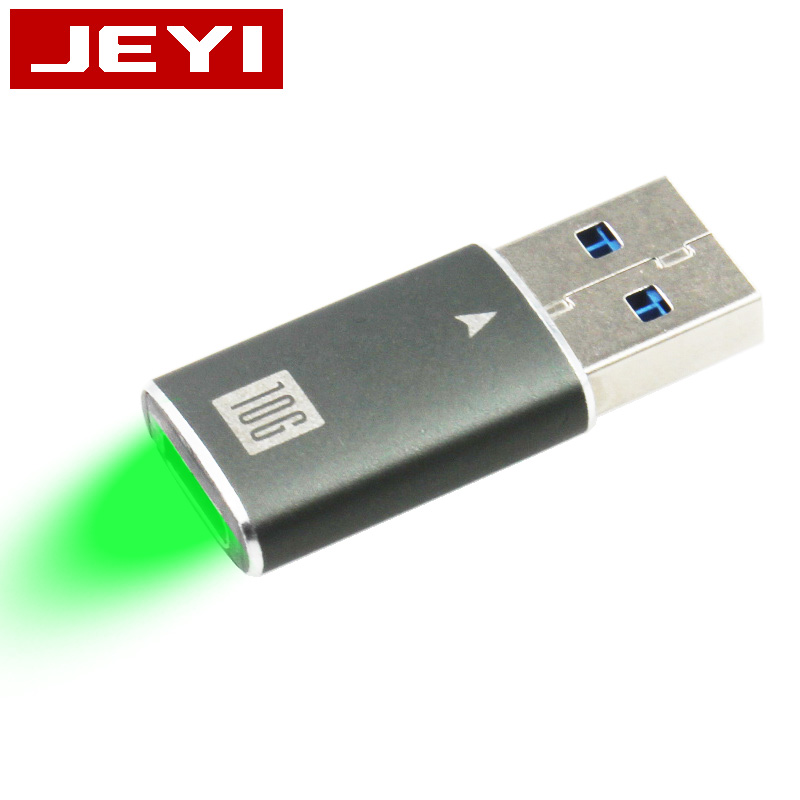 Adapter A Revolution C Mother | Aluminum TYPE-C 10G USB3.1 GEN2 TYPE-C TO USB3