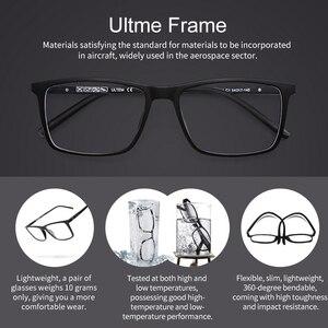 Image 5 - 3174 Magnet Sunglasses Clip Mirrored Clip on Magnetic Sunglasses Clip on Glasses Men Polarized Clip Custom Prescription Myopia