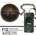 Рейтинг IP65 Отпечатков Пальцев Раб Контроля Доступа F18 ZKTeco FR1200 F12 Мастер для ZK F7 TF1700 ZKFinger VX10.0 Связи RS485