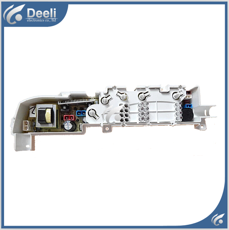 99% new good working for washing machine Computer board XQB50-918 motherboard 95% new original good working for sanyo washing machine computer board xqg75 f1129w motherboard 1set