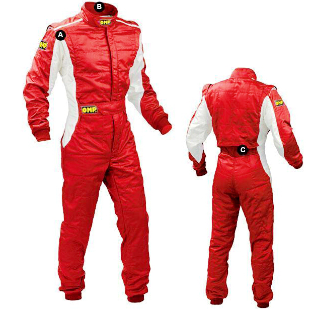 2018 new car racing clothing automobile practice service polyester 2 layer not fireproof race motorcycle 4color