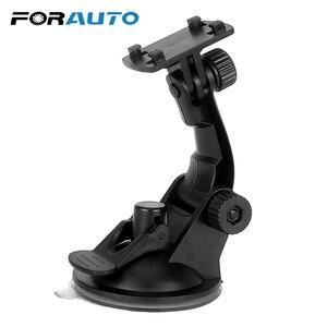 360 graus de direção montagens automáticas suporte do telefone ajustável para carro gps gravador dvr câmera interior acessórios