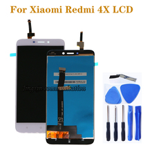 "цены на 5.0"" new LCD For Xiaomi Redmi 4X LCD Display Touch Screen Digitizer Assembly Replacement For Xiaomi Redmi 4X Pro monitor  в интернет-магазинах"