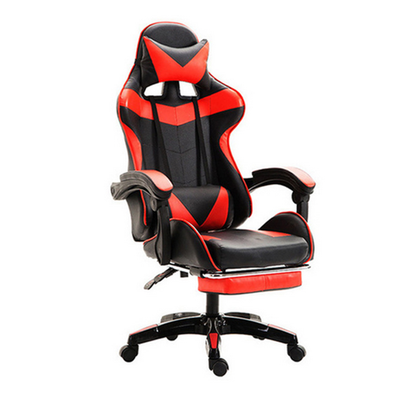 WCG Gaming Chair Ergonomic Computer Armchair Anchor Home Cafe Game Competitive Seats Free Shipping 2019