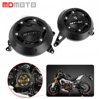 Motorcycle CNC Engine Guard Stator Protective Plug Clutch Protect Slider Cover Right Left Side For Yamaha