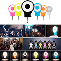 NI5L New Arrival LED Flash for Front Camera Phone Support for Multiple Photography Mini Selfie Sync Built-in 8 Led Light Flash