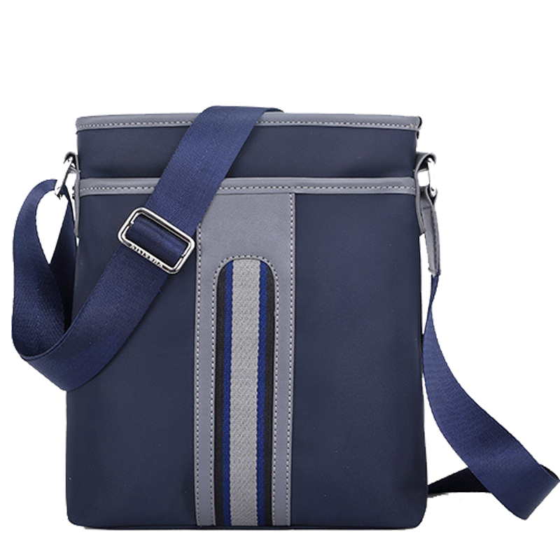 VIDENG POLO Brand Men Business Messenger Bags Casual Multifunction Small Bags Oxford Waterproof Shoulder Military Crossbody Bags 5