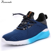 Xemonale 2018 Spring Autumn Children's Shoes Sports Shoes Children's Casual Shoe s Breathable Nets Children's Running Shoes.
