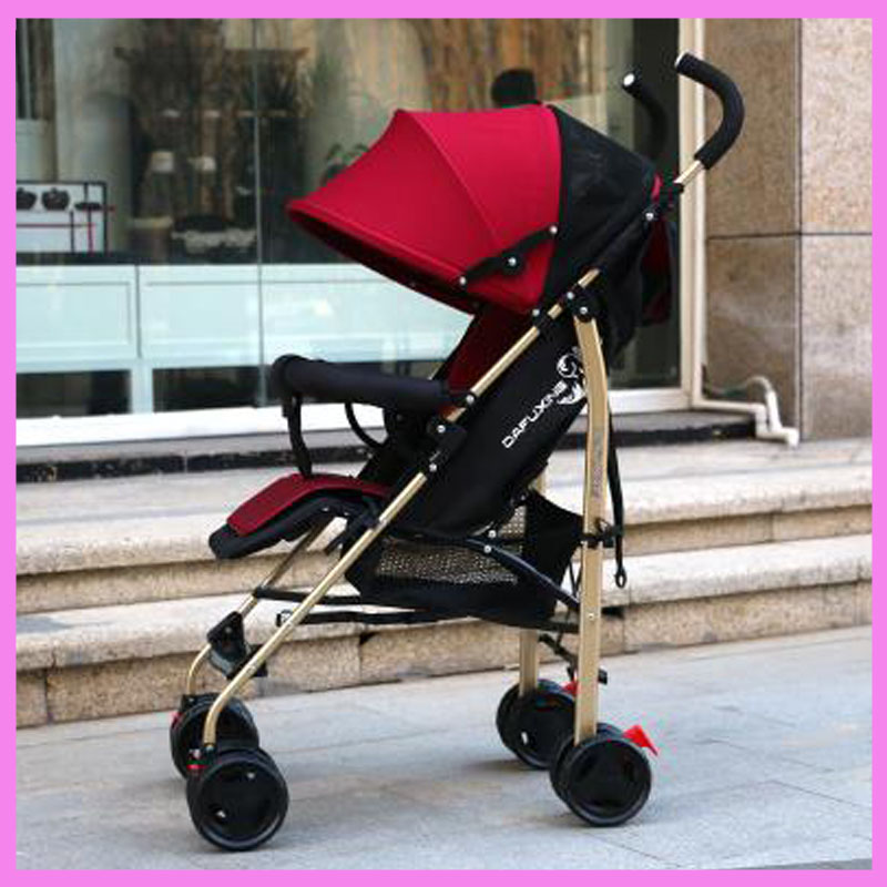 Summer High Landscape Steel Light Baby Stroller Four Wheels Lightweight Travel Portable Umbrella Baby Cart Pram Buggy Pushchair summer high landscape steel light baby stroller four wheels lightweight travel portable umbrella baby cart pram buggy pushchair