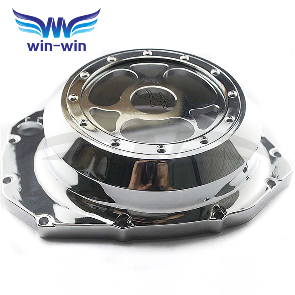 new  motorcycle  engine stator cover  crank case cover For SUZUKI GSXR1300 HAYABUSA 2005 2006 2007 2008 2009 2010 2011 2012 2013 free shipping motorcycle parts engine stator cover for suzuki gsxr600 750 2006 2007 2008 2009 2013 black left side