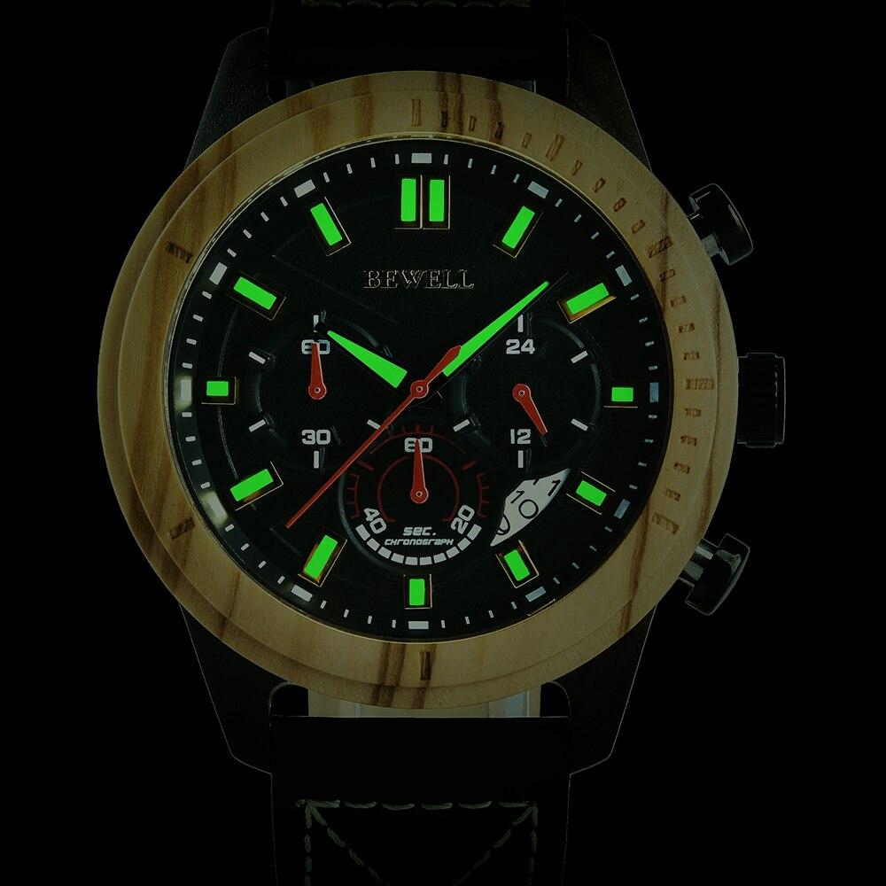 Luminous watch pointer