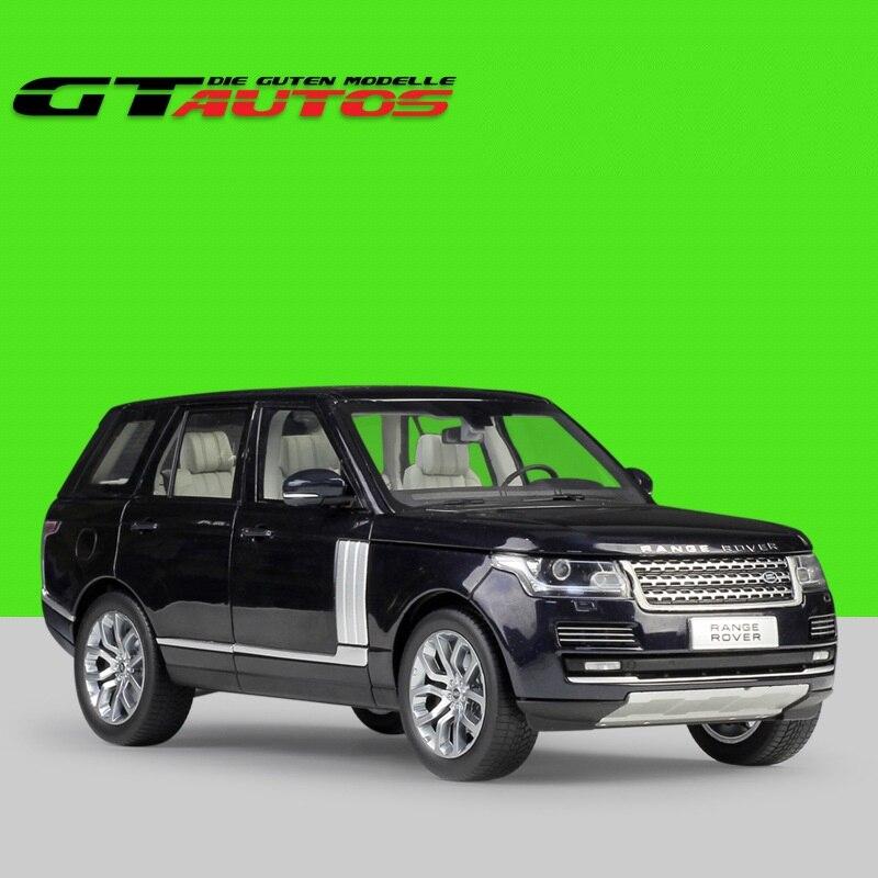 1:18 Welly GTAutos Land Rover Range Rover SUV Diecast Model samochodu w Odlewane i zabawkowe pojazdy od Zabawki i hobby na  Grupa 1