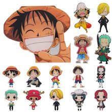 Singe D Luffy Chopper broche Expression Badge broche pièce icône japon populaire Anime Cosplay jeu rôle(China)