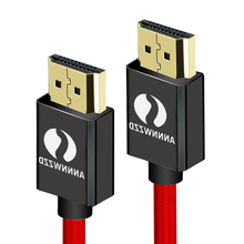 HDMI Cable High Speed 1m 2m 3m 5m 10m 3D Support Ethernet Function 4K Support HDMI Lead for TV Laptops PS3 PS4  Xbox etc