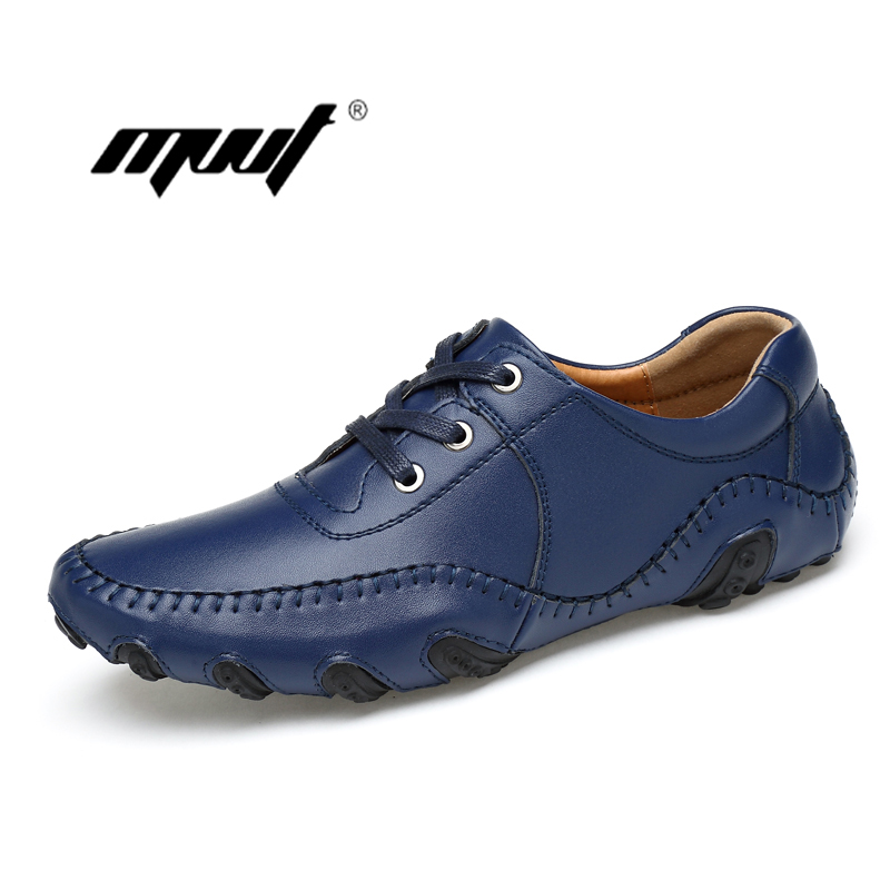 Plus Size High Quality Genuine Leather Men casual Shoes Soft Moccasins Loafers Fashion Brand Men Flats Comfy Driving Shoes 2017 new brand breathable men s casual car driving shoes men loafers high quality genuine leather shoes soft moccasins flats