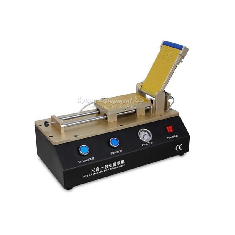 OCA film laminator LY 973 Build in pump for phone lcd repair tool in Power Tool Sets from Tools