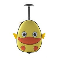 I Baby Zoo Little Kid And Toddler Travel Rolling Luggage Duck