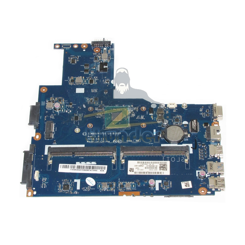 Здесь продается  LA-B102P 5B20G07339 Main Board For Lenovo B40-30 laptop motherboard  N3520 CPU DDR3L  Компьютер & сеть