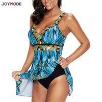 JOYMODE One Piece Swim Skirt Plus Size Swim suit Women Kikini Bujer 2018Brand Sexy Bathing Suit Cover Ups Beach wear Dress
