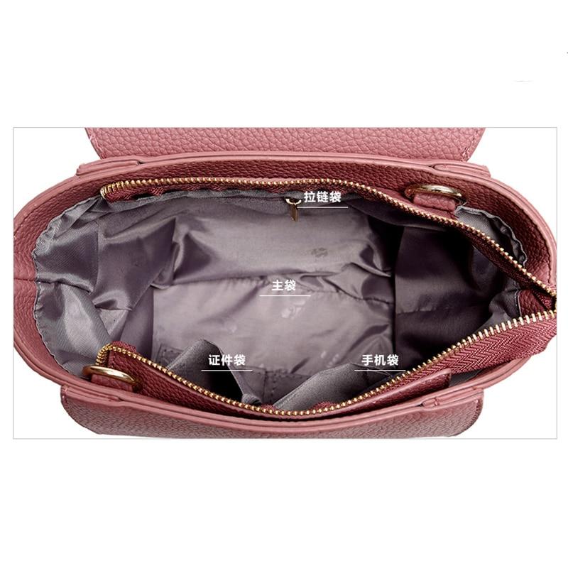 bolsa trapézio rosa bolsas de Estilo 2 : Famous Women Trapeze Messenger Bags Handbag