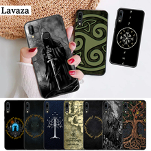Lavaza The Lord of Rings Well Silicone Case for Huawei P8 Lite 2015 2017 P9 2016 Mimi P10 P20 Pro P Smart Z 2019 P30