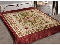 Bedspread euro Maxi Marianna, Silk 3D, Orion, 230*250 cm