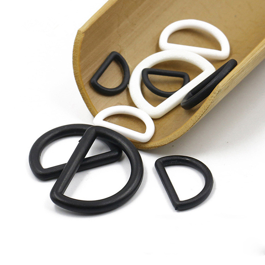 Arts,crafts & Sewing Home & Garden Special Section 2pcs O Ring Bag Handles For Crochet Obag Resin Buckles For Handbag Wallet Purse Frame Clasp Diy Bag Hanger Accessories Ky958