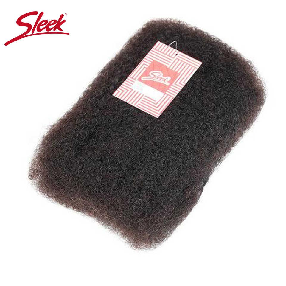 Гладкие бразильские волосы remy афро кудрявые объемные человеческие волосы для плетения 1 пучок 50 г/шт. натуральные цветные косички волос не уток