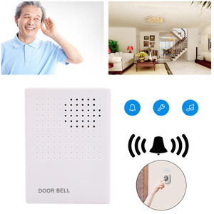 Alarm Doorbell Hs6-Control-System Jingle-Bell Office Universal Security 3W