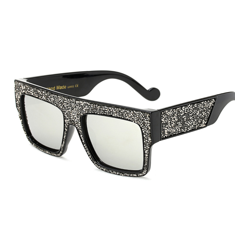 77f859d15f Myhmzcycle 2017 Paris Hilton alike Sun Glasses Fashion Luxury Rhinestones  Diamond new Shades Sunglasses Men Women Brand Designer-in Sunglasses from  Apparel ...
