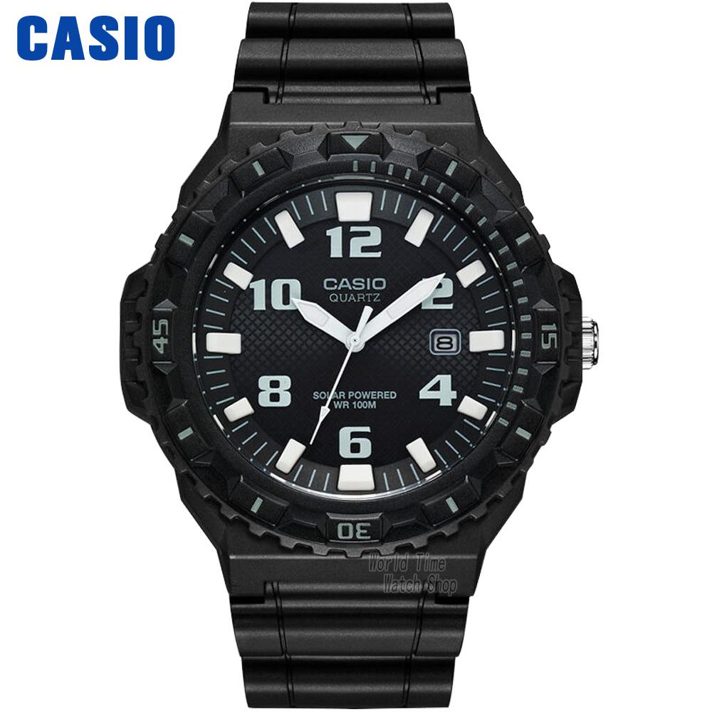 Casio watch Solar fashion waterproof sports pointer men's watches MRW-S300H-1B MRW-S300H-1B3 MRW-S300H-4B casio mrw 200h 4b