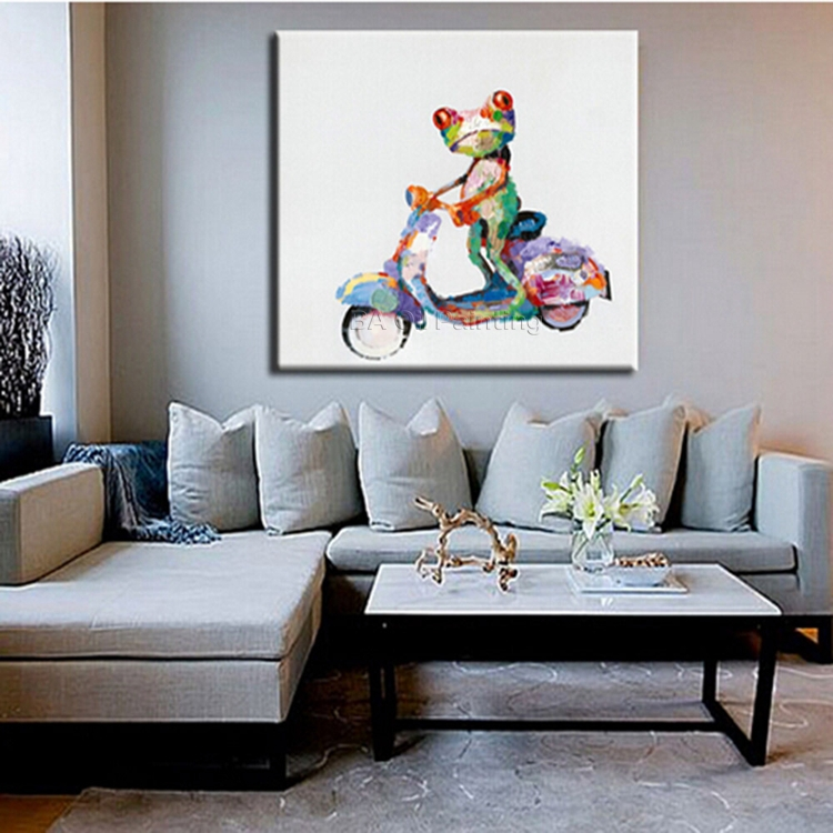 Online Get Cheap Bike Oil Painting -Aliexpress.Com | Alibaba Group