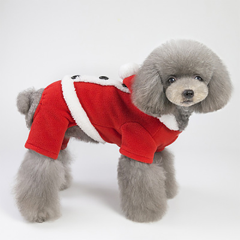 New 2018 Christmas Pet Dog Clothes For Small Large Dogs Xmas Puppy Big Dog Sweater For French Bulldog Yorkies Dogs Pets