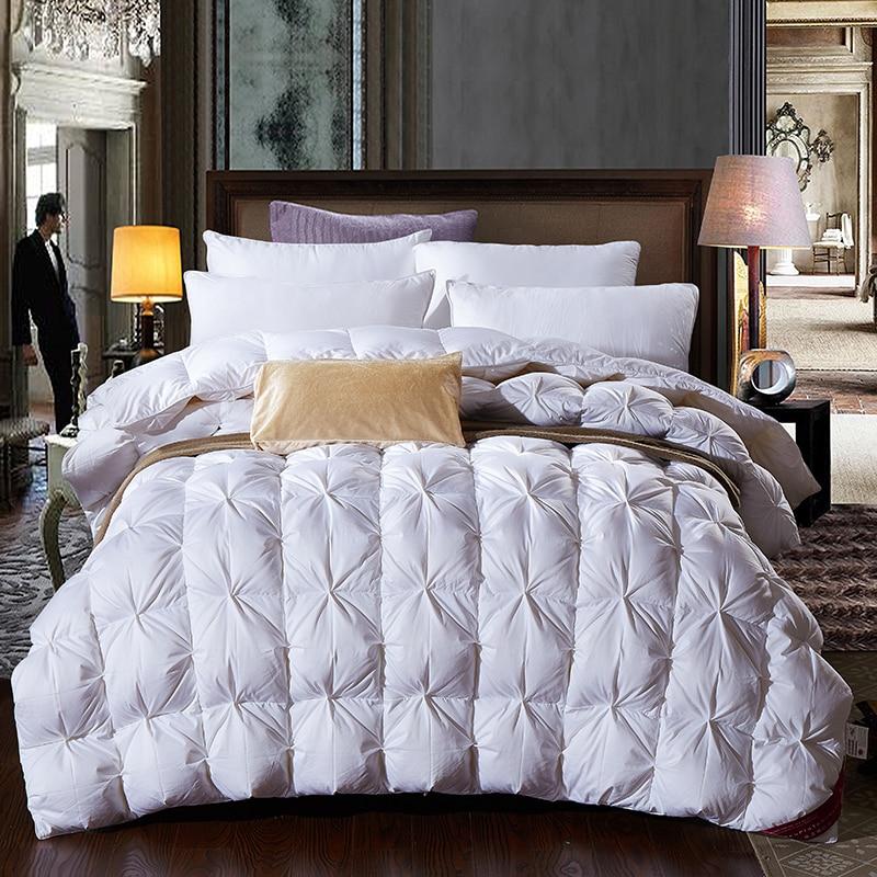 achetez en gros plume d 39 oie couette en ligne des grossistes plume d 39 oie couette chinois. Black Bedroom Furniture Sets. Home Design Ideas