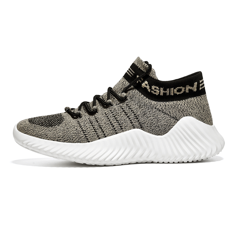 Mens Cushion Outdoor Gym Sports Running Trekking Shoes Sneakers For Men Sport Travle Toursim Running Shoes Sneakers Man 39 46 in Running Shoes from Sports Entertainment