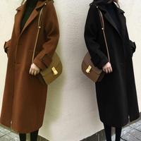 plus size 5XL!Women's Coat Long Over The Knee Winter Coat Women Warm Parka Outwear Woolen Coat Winter Jackets