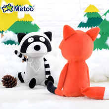 Fox Koala Metoo Doll Stuffed Toys Plush Animals Soft Kids Baby Toys for Girls Children Boys Birthday Gift Kawaii Cartoon Hot