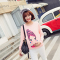 Maternity Clothes Cartoon Maternity Tops Nursing Clothes Nursing Tees T-shirt Pregnancy/pregnant Clothes for Pregnant Women B122