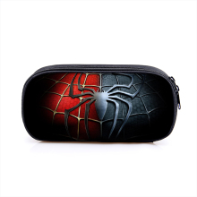 Star War Superhero Spiderman Boy Girl Cartoon Pencil Case Bag School Pouches Children Student Pen Bag Kids Purse Wallet