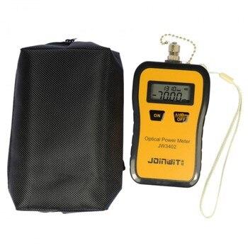 Joinwit Handheld 800 ~ 1700nm JW3402A-70 ~ + 6dBm Mini Fibra Óptica Medidor De Energia