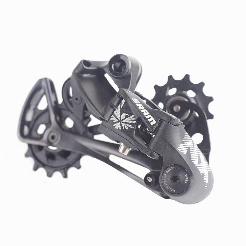 2018 NEW SRAM NX EAGLE 12s Speed Rear Derailleur 1x12 TYPE 3.0 MTB Bicycle Switch Black