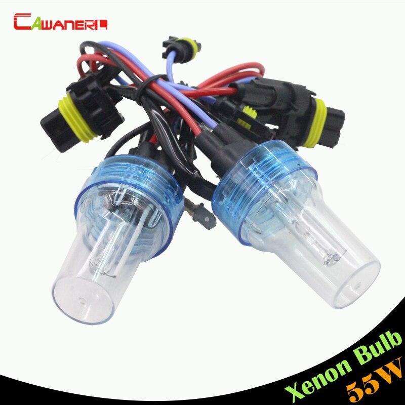Cawanerl H7 55W HID Xenon Lamp Bulb 12V 3000K 4300K 6000K 8000K Replacement Car Headlight Fog Daytime Running Light катушка lucky john anira spin 7 3000 fd